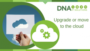 Upgrade cloud DNA IT