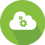 cloud icon dna