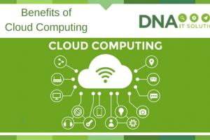 The main benefits of Cloud Computing