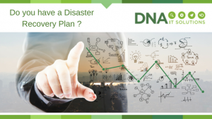 Disaster Recovery Plan DNA IT