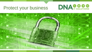 Cyber security DNA IT