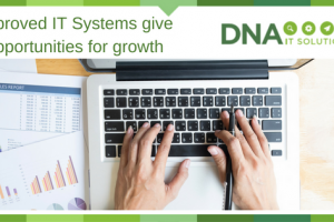 Improved IT systems give opportunities for growth
