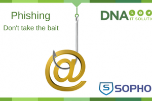 Don't Take the Bait –   Phishing is big business
