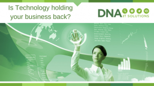 Technology holding business DNA IT