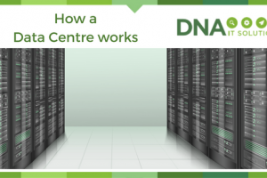How a data centre works