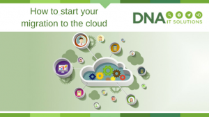 Start Cloud migration DNA IT