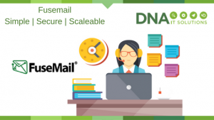 Fusemail Phishing attack DNA IT Solutions
