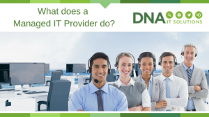 managed IT provider DNA IT solutions