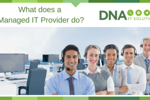 What does a Managed IT Services Provider do?