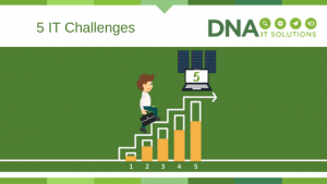 5 IT challenges DNA IT Solutions