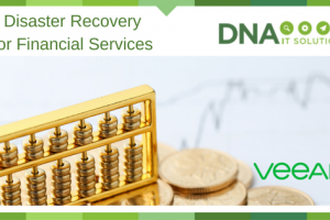 Disaster Recovery for Financial Services