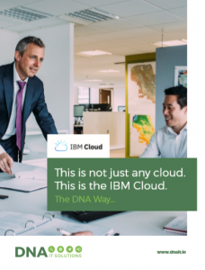 IBM Security DNA IT Solutions