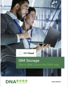 IBM Storage DNA IT Solutions