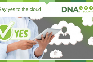 Say Yes to the Cloud