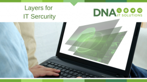 Layers for IT Security DNA IT