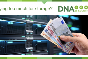 Paying too much for storage?