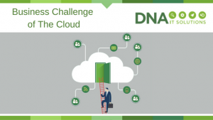 Business Challenge of the Cloud DNA IT Solutions