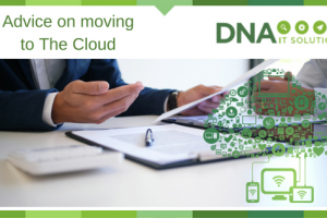 Advice on making the move to the cloud