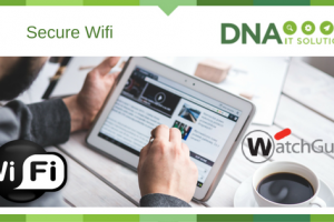 Secure Wi-Fi with WatchGuard